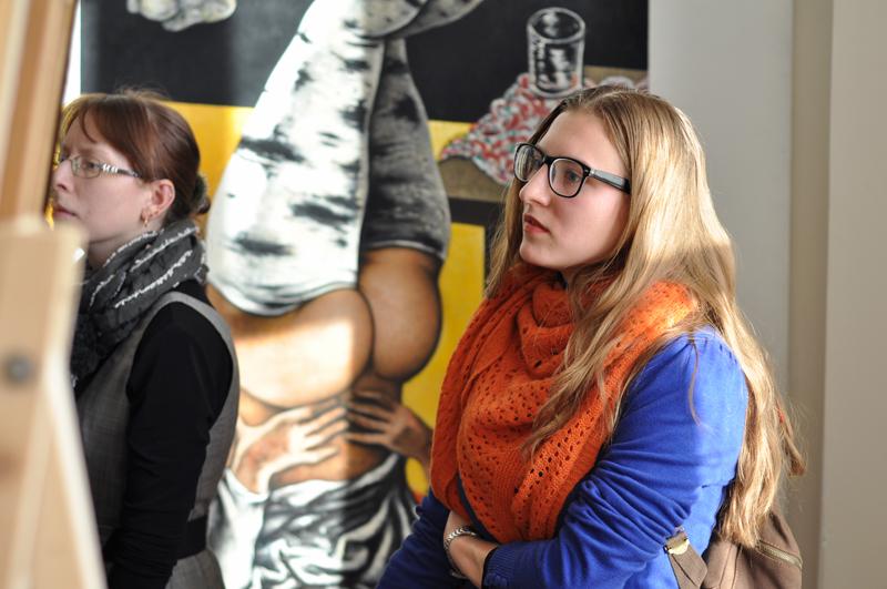 «Культпролет» Руслана Вашкевича в полоцкой Художественной галерее