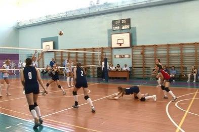 Новополоцкие волейболистки обыграли соперниц из Минска