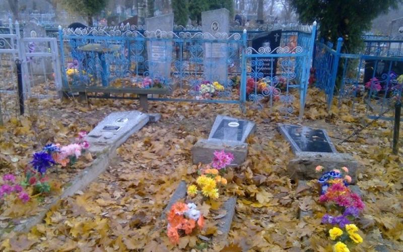 На Полоцком кладбище «Экимань»