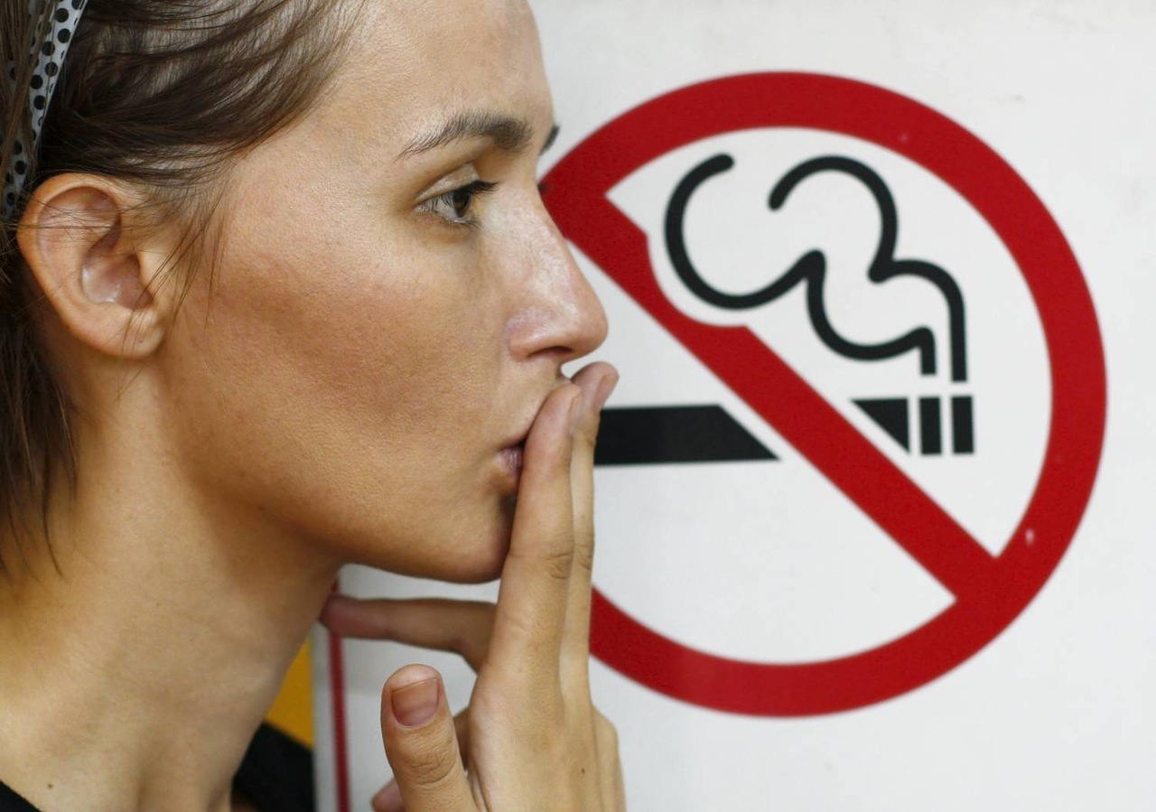 На Полоцком вокзале запретили курить