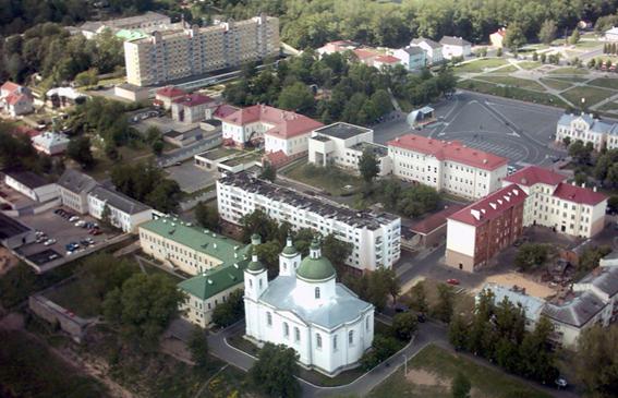 16 ноября в Полоцке начнутся обсуждения городского генплана