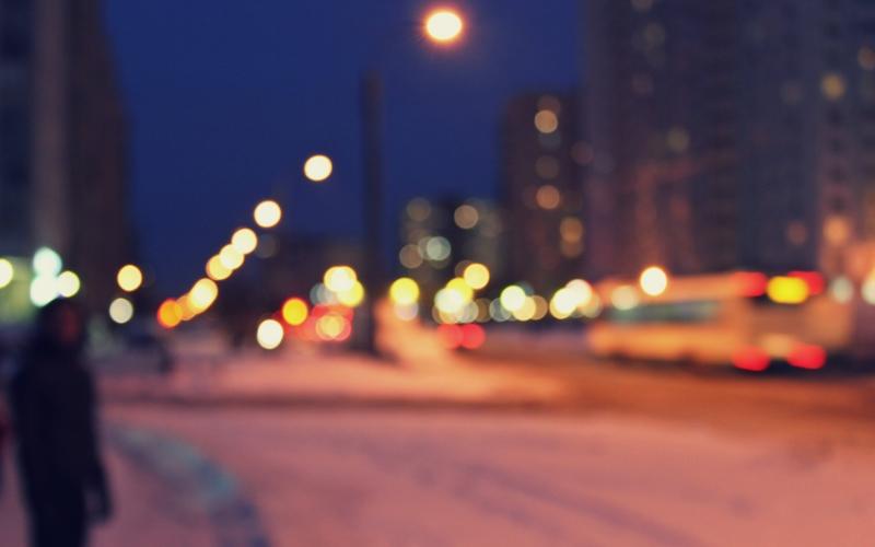 Жителям Полоцка предстоит оценить работу городского освещения