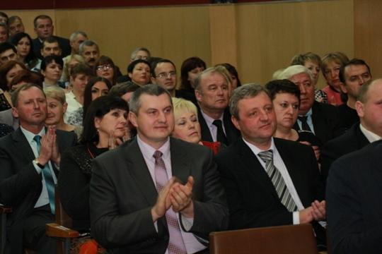 Полоцких сельскохозяйственных работников наградили в ходе проведения торжес ...