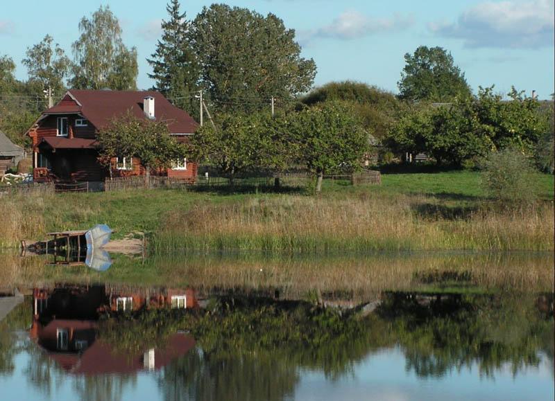 Агроусадьбу Полоцкого района наградили за гостеприимство