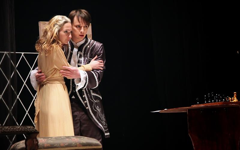 В Новополоцке покажут театральную постановку Шиллера «Коварство и любовь»
