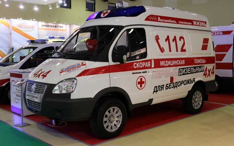 В Полоцком парке скорой помощи появились авто с повышенной проходимостью
