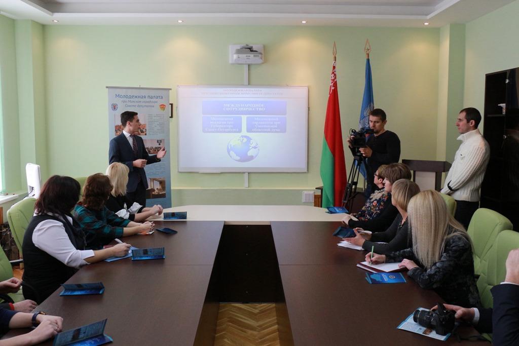 Идеологический актив Полоцка и района впервые заседал в Минске