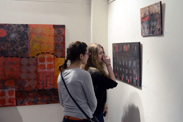 В Полоцке проходит оригинальная выставка «Ага»