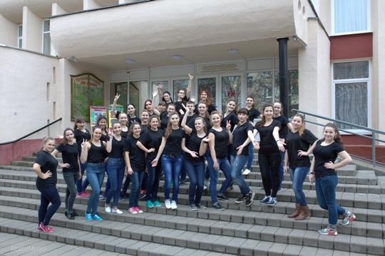 Старт «первоклассного марафона» состоялся в Полоцке