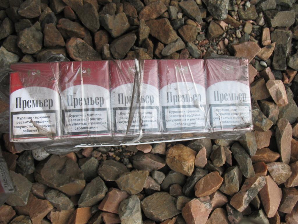 Пограничники задержали полочанина с контрабандными сигаретами