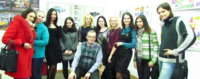 Новополоцкий музей истории и культуры открыл выставку молодых архитекторов
