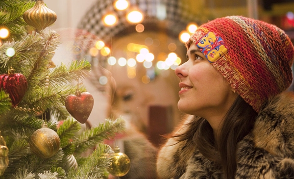 Новогодняя феерия в новополоцкой центральной библиотеке