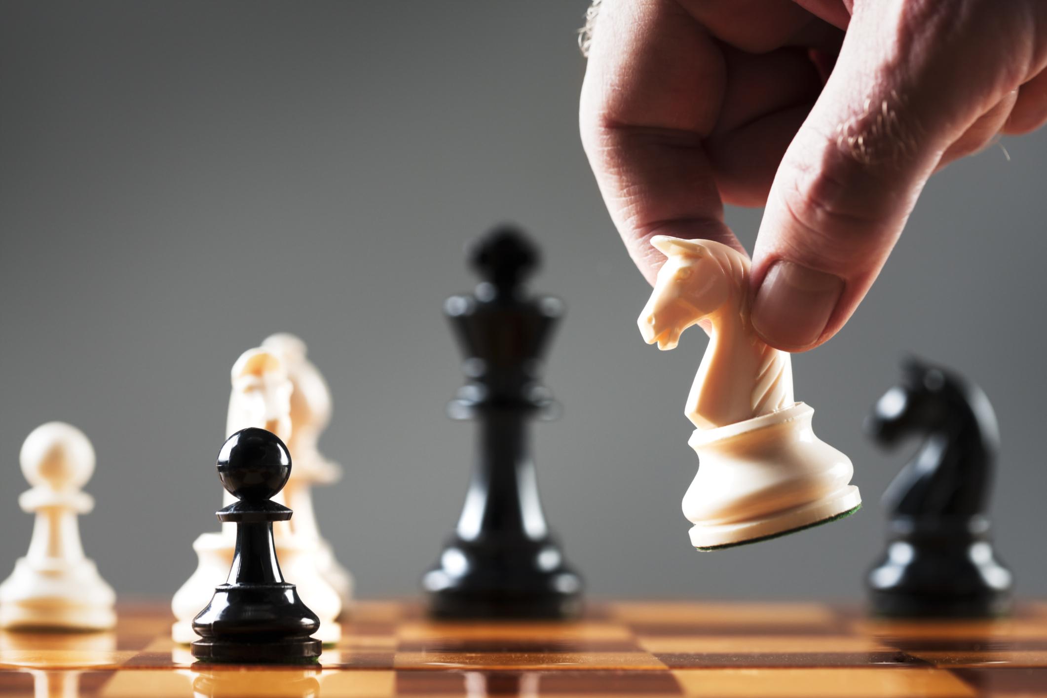 В Новополоцке прошли городские соревнования по шахматам