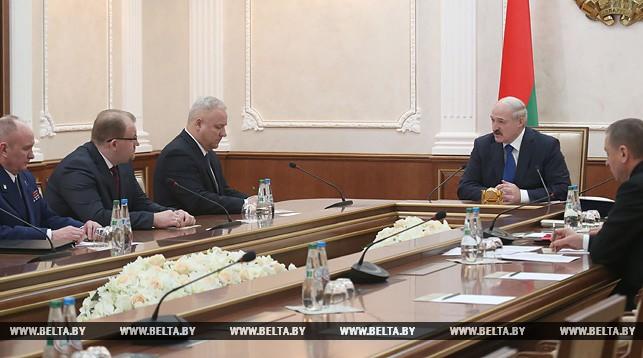 Президент поручил создать в Витебской области хороший кадровый резерв и реш ...