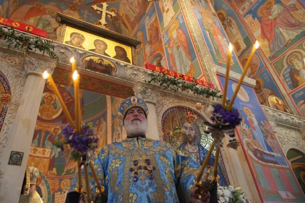 Полоцкому Спасо-Ефросиниевскому монастырю предстоит перейти под каноническое управление Минского Митрополита