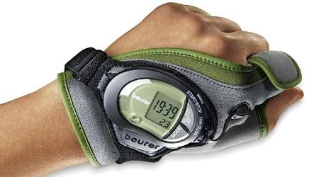 Медицинские пульсометры для занятий спортом