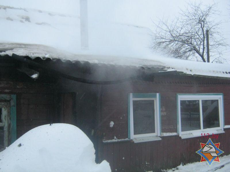 90-летняя бабушка спаслась от огня благодаря пожарному извещателю