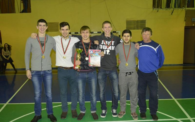 Мини-футбольный чемпионат Новополоцка завершился победой «Университета»