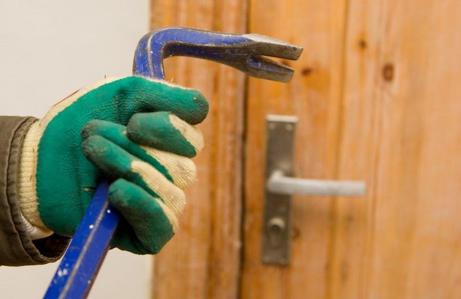В Полоцком районе произошли две кражи со взломом