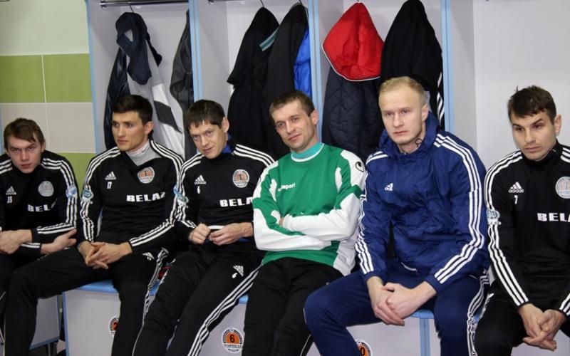 Бывший нафтановский вратарь Егор Хаткевич играет за «Торпедо» БЕЛАЗ