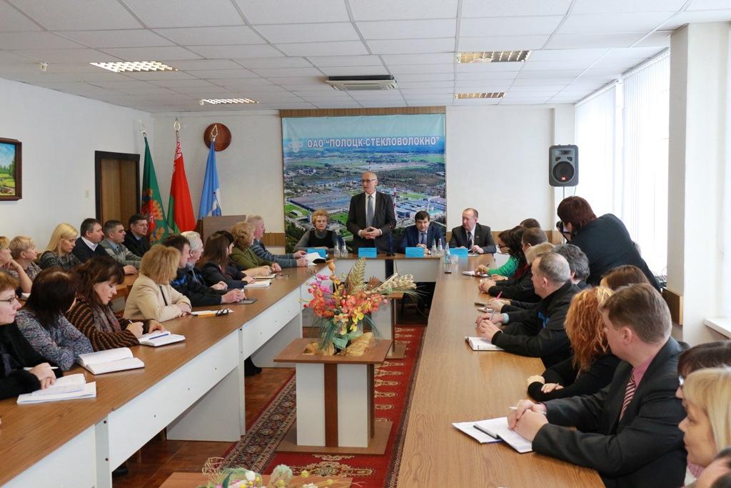Министр культуры Беларуси побывал в Полоцке с официальным визитом