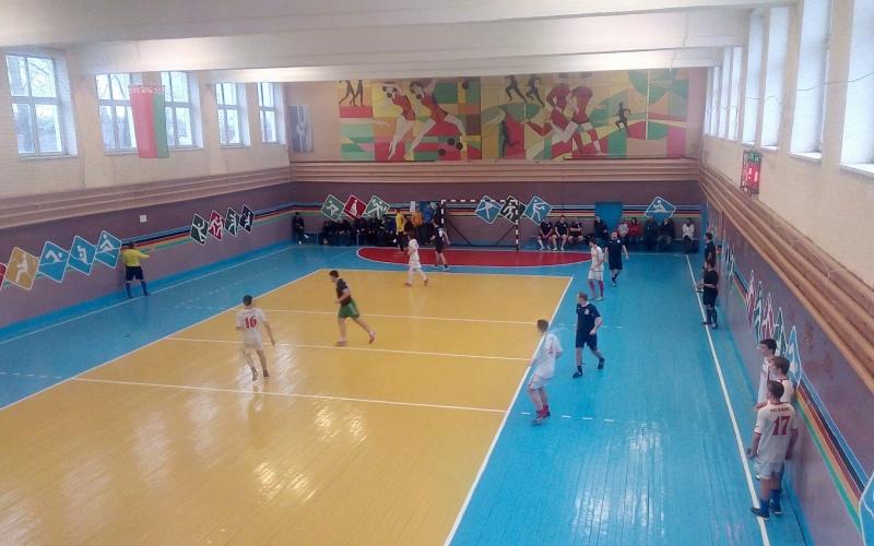 Команда новополоцкого «Полимира» взяла бронзу областного турнира по мини-фу ...