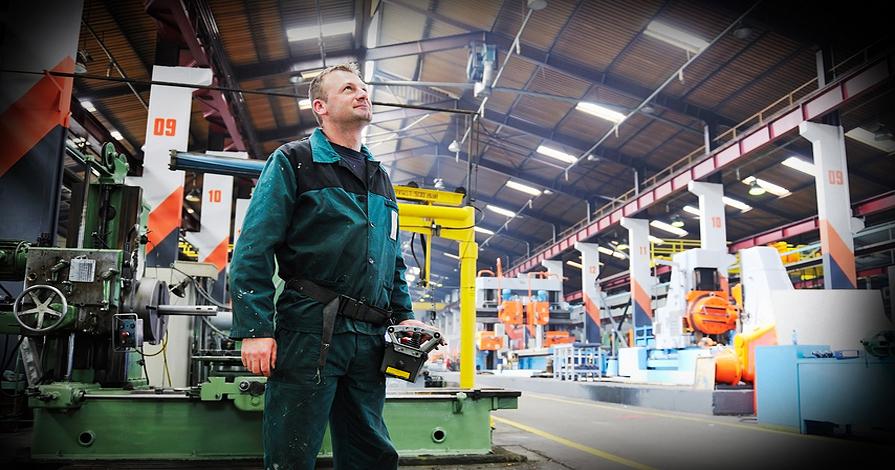 Монтаж и шеф-монтаж металлообрабатывающих станков и центров