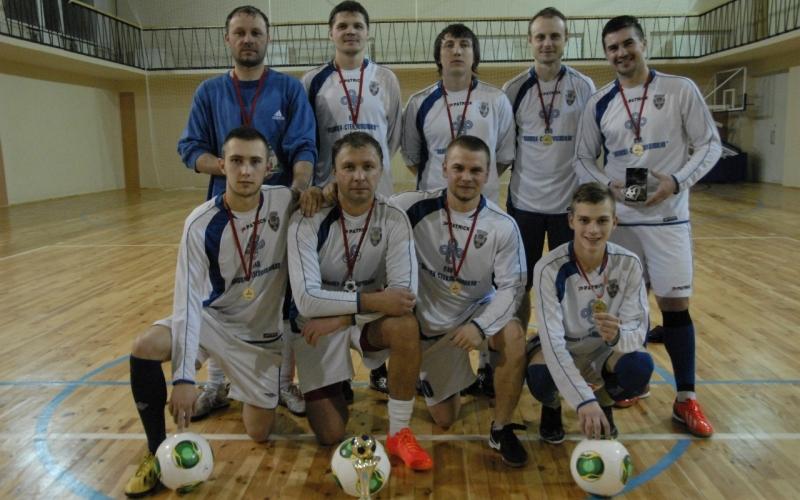 09 февраля в Полоцке стартовал мини-футбольный чемпионат