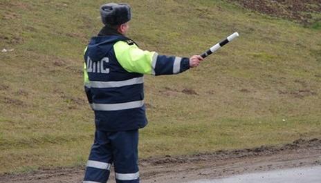 Пенсионер без прав на протяжении получаса удирал от представителей Полоцкого ГАИ