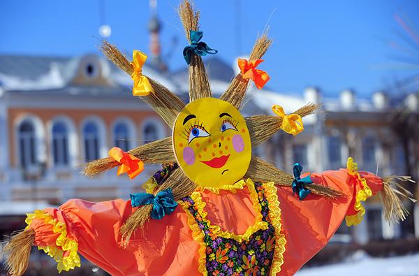 В Полоцке провожать зиму будут метровыми Веснянками