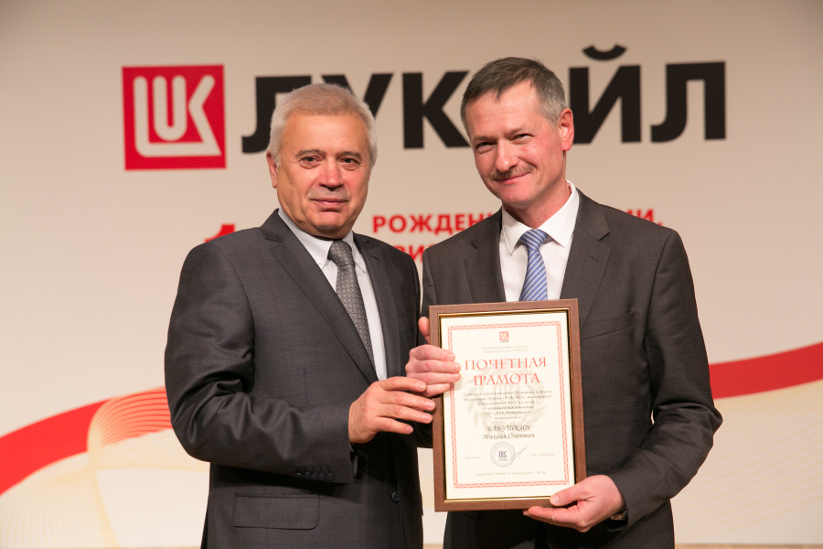 Генеральный директор «ЛЛК Нафтан»: Предприятие движется вперед и не сдаст л ...