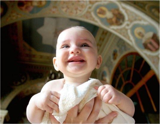 Полоцкий район воссоздаст народное крещение детей