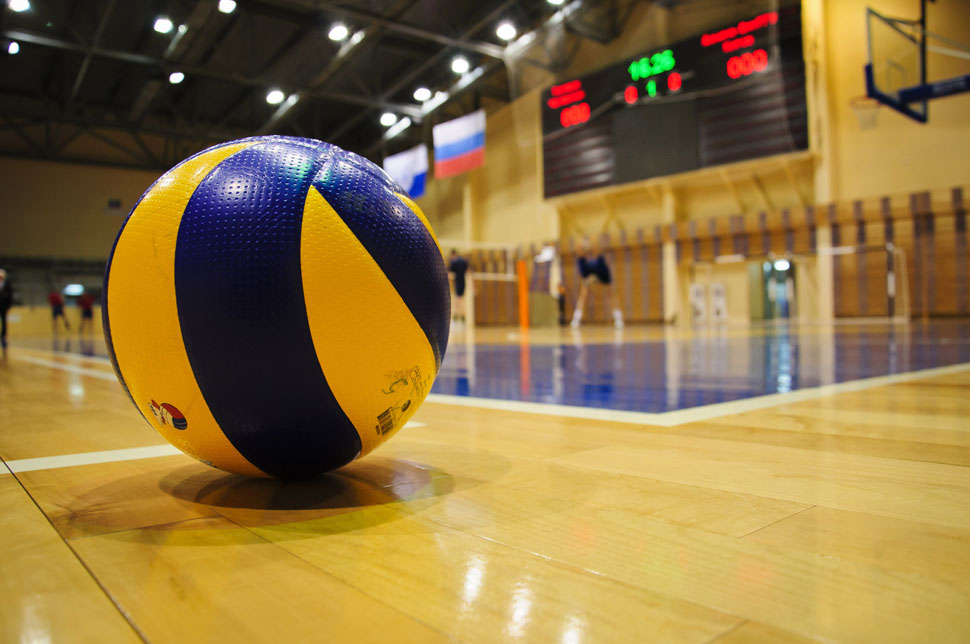 Полоцкие волейболистки обладательницы бронзовой награды международных состязаний