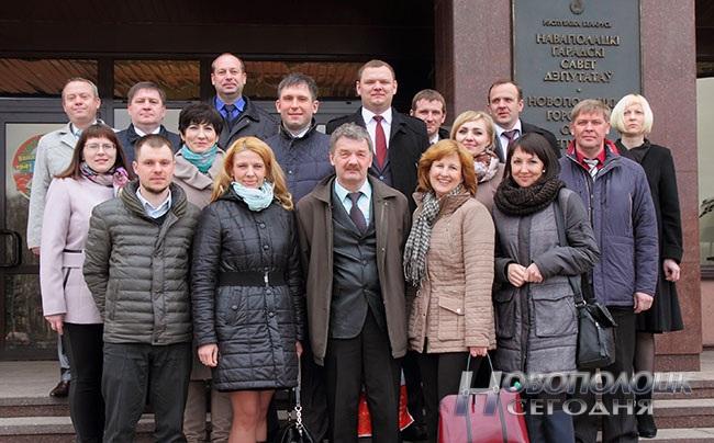 Новополоцк принял участников семинара по экономическим вопросам