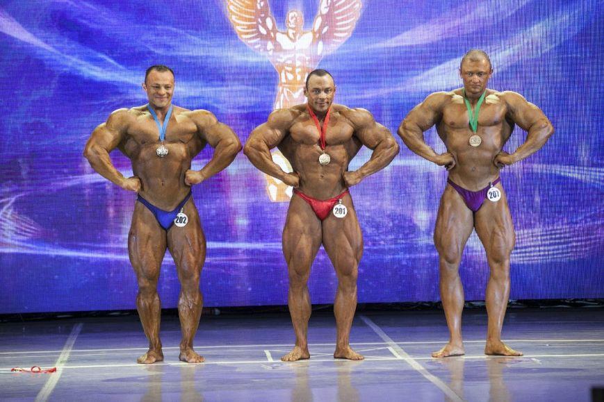Сергей Костель из Новополоцка стал шестикратным абсолютны чемпионом Беларуси по бодибилдингу