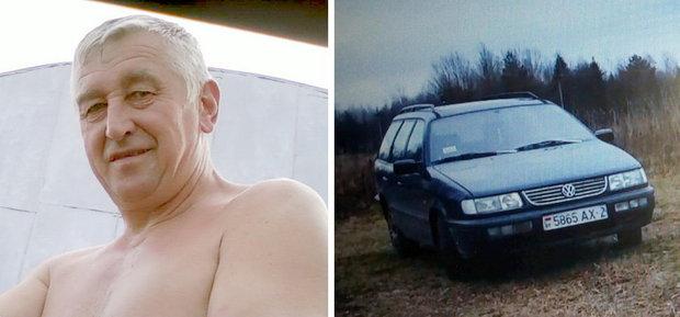 В Полоцке ищут мужчину пропавшего вместе с автомобилем по дороге в деревню