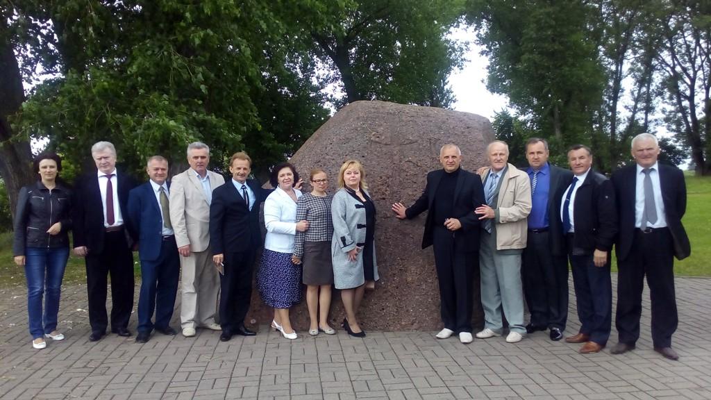 Руководство республиканских учреждений культуры встретилось в Полоцке
