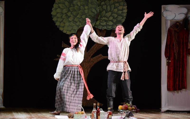 Полоцкие и новополоцкие театральные коллективы блестяще выступили на «Театральной весне»