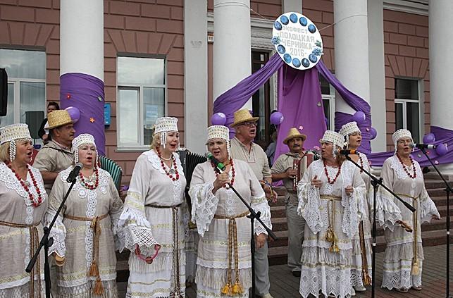 Полоцкий район провел масштабное празднование