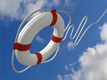 Новополоцкие и Полоцкие спасатели заняли первые места на ежегодных соревнованиях по спасению на воде