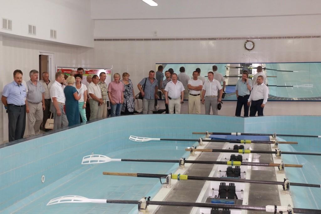 В Полоцке прошло заседание ВОСН посвященное занятиям спортом