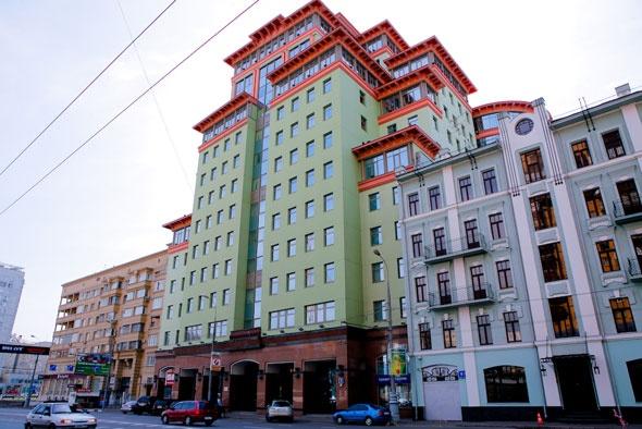 Бизнес центры в престижных округах Москвы ‒ северо-западном и центральном