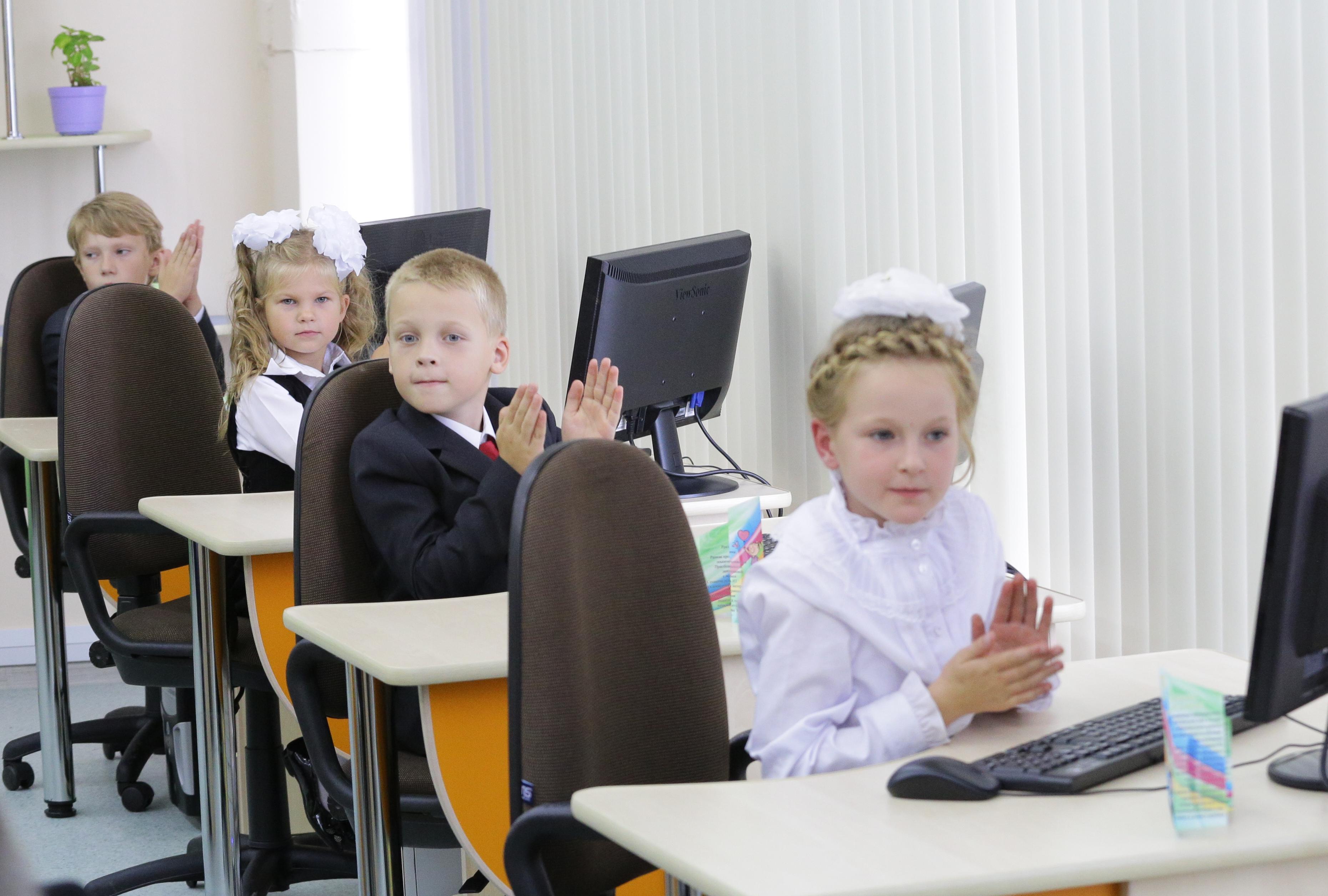 Новополоцкие школьники будут изучать основы программирования