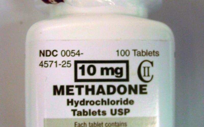У новополочанина изъяли метадон