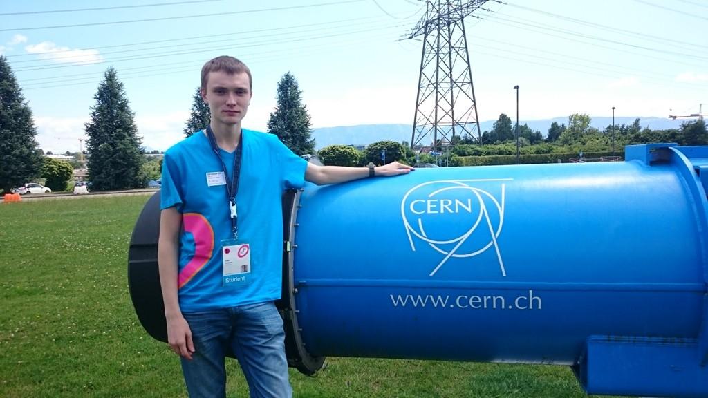 Юный полоцкий физик привез победу Международной олимпиады в Швейцарии
