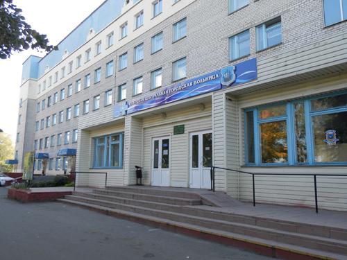 Полоцкие предприятия продолжают помогать горбольнице №1 с ремонтом