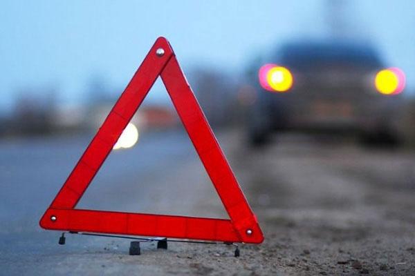 В Полоцком районе произошла авария с участием автомобиля и мотоцикла. Пассажирка байка скончалась в больнице
