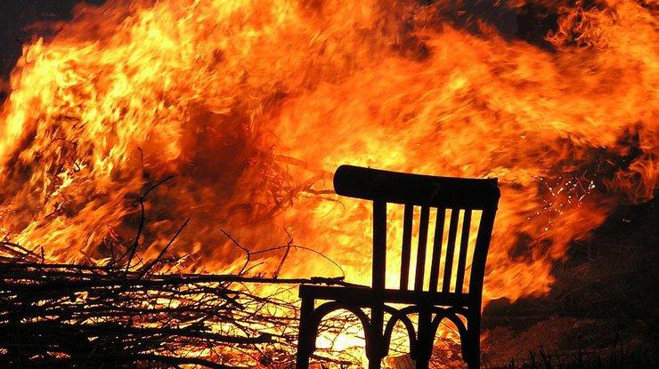 За прошедшие выходные в Полоцком районе произошло два пожара. Жертв нет