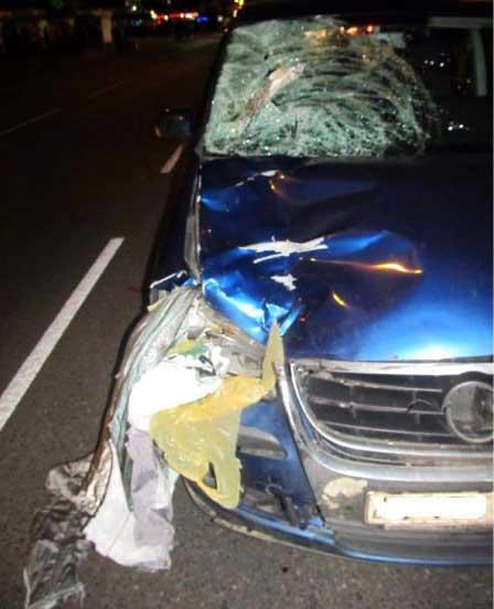 На дорогах опасно: в Новополоцке снова ДТП со смертельным исходом