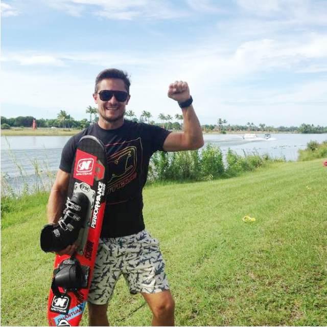 Наш земляк, новополочанин Алексей Жерносек стал чемпионом US Open!
